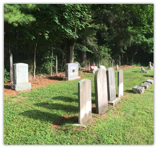 Old Quaker Hill Road Cemetery